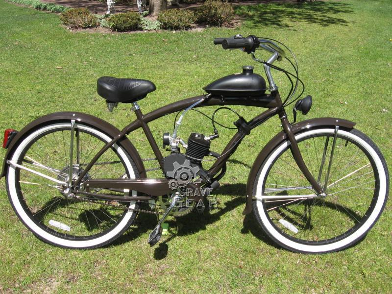 Brand New 80cc 2 Stroke Engine Motor Kit Motorized Bicycle