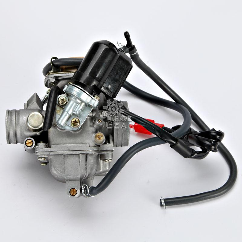 Carb Carburetor For Gy6 150cc Twister Hammerhead Go Karts