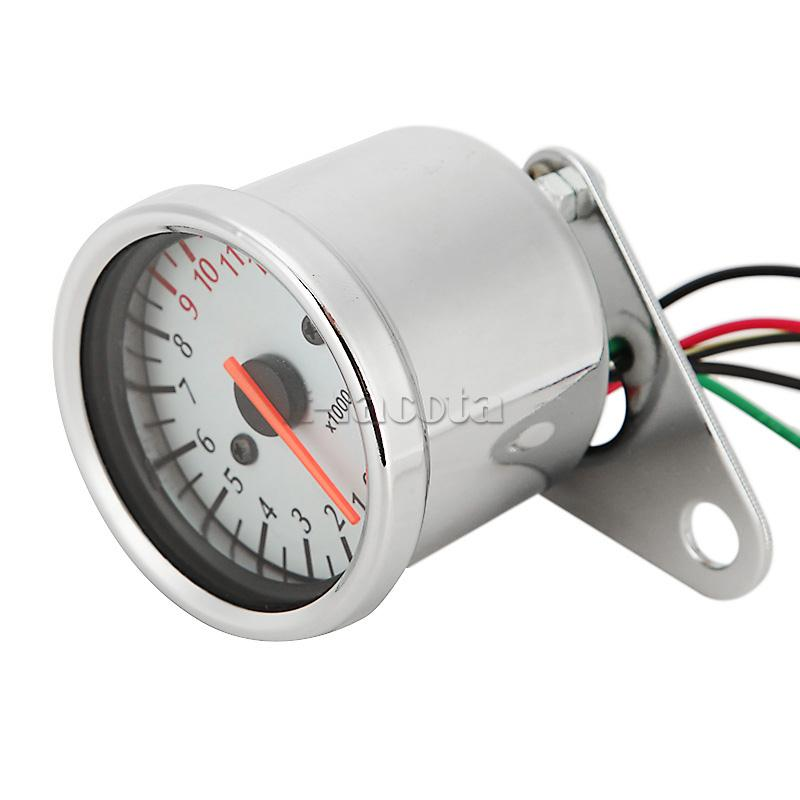 Motorcycle Tachometer Gauge For Triumph Bonneville