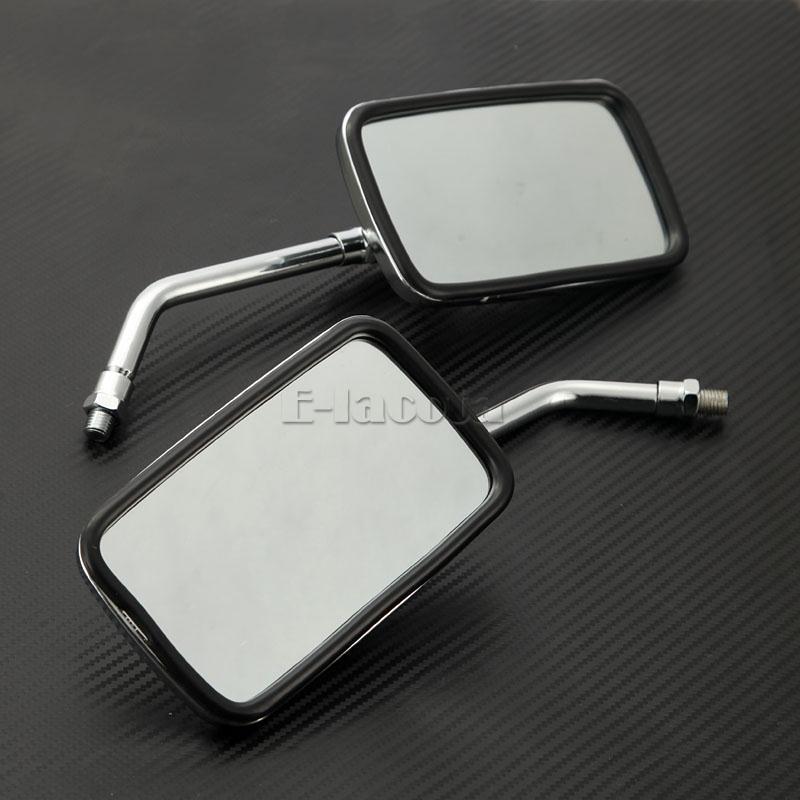 Motorcycle chrome mirrors for kawasaki vulcan classic for Mirror 900 x 800