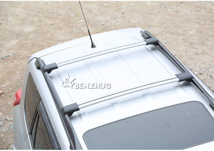 Pair 93 99cm universal roof rack cross bars snowboard for Mercedes benz gl450 ski rack