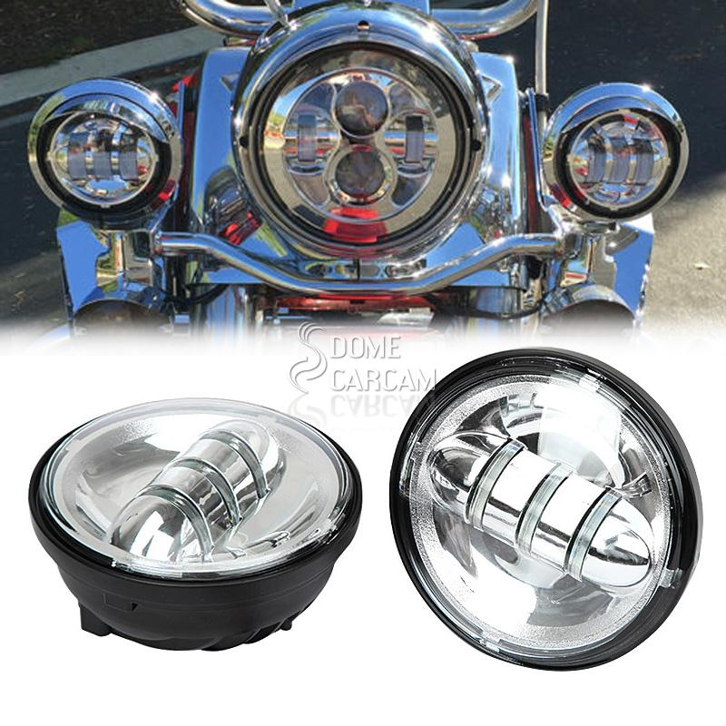 7 Quot Projector Daymaker Led Headlight Bulb Passing Lights