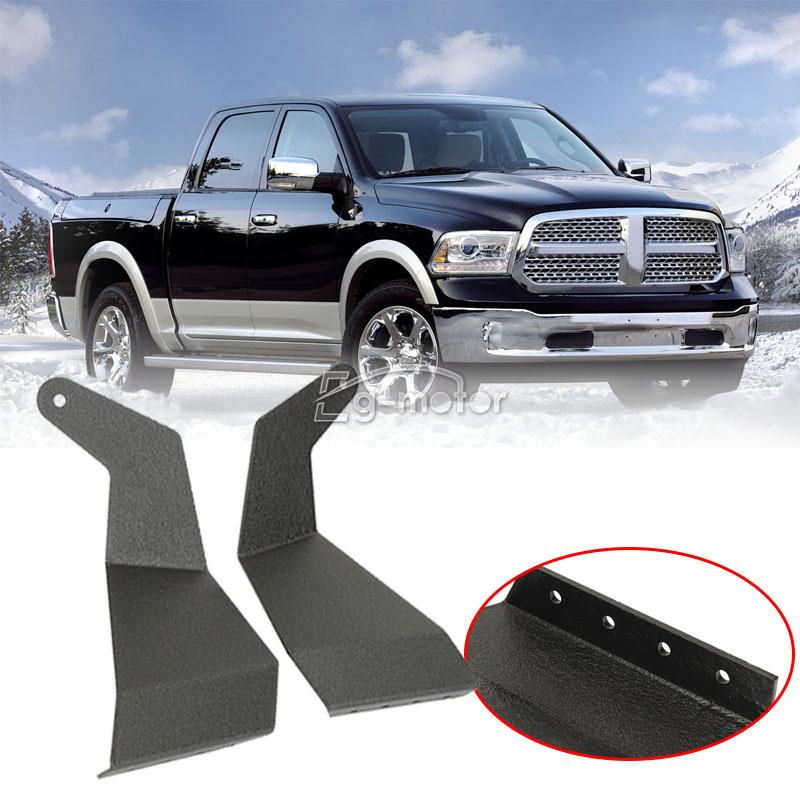2x Windshield Mounting Brackets 52 Quot Straight Light Bar For