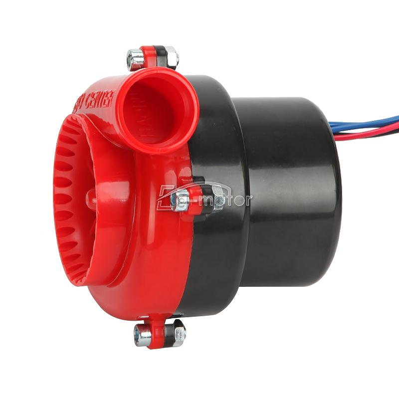 Universal Auto Electronic Turbo Blow Of Valve Sound Car
