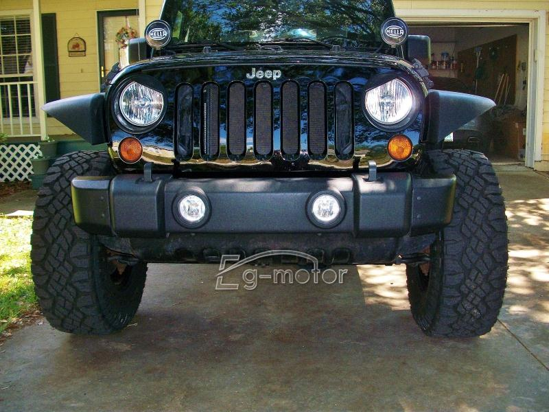 eyebrow headlight covers trim bezels 2 4d bumper for jeep wrangler. Cars Review. Best American Auto & Cars Review