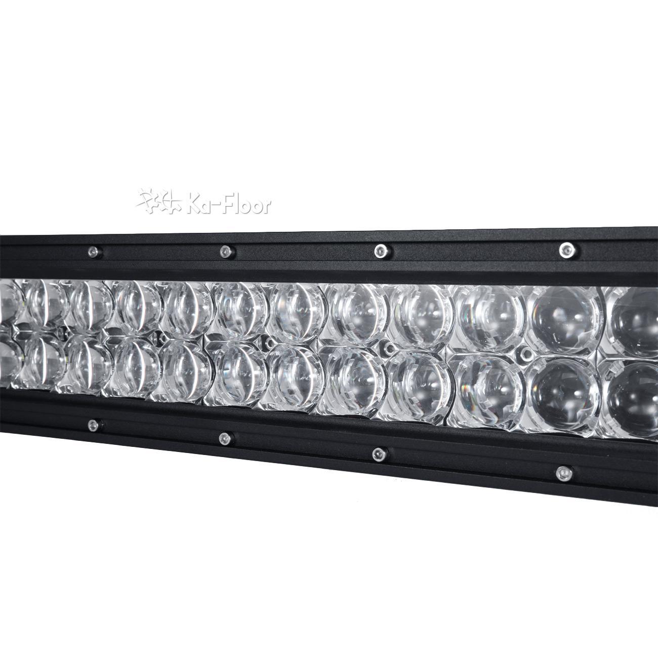 52 Quot Inch 700w Cree Rgb Led Light Bar Strobe Flash Multi