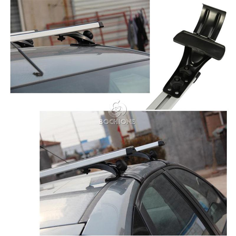 47 Quot Luggage Box Carrier Roof Rack Cross Bar Universal