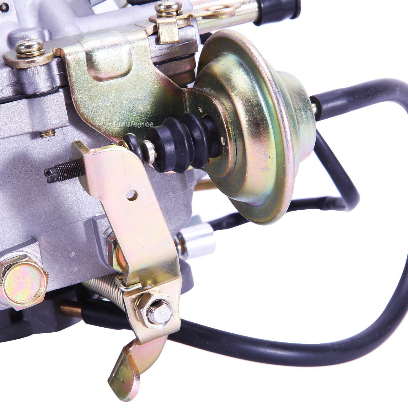 Replacement Carb 2barrel Engine Carburetor For Toyota