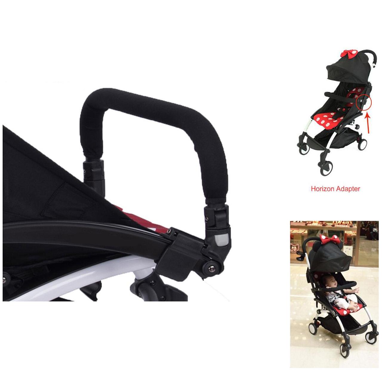 Baby Car Pram Trolley Armrest Bumper Bar Handlebar Accessorie For Babyzen YOYO