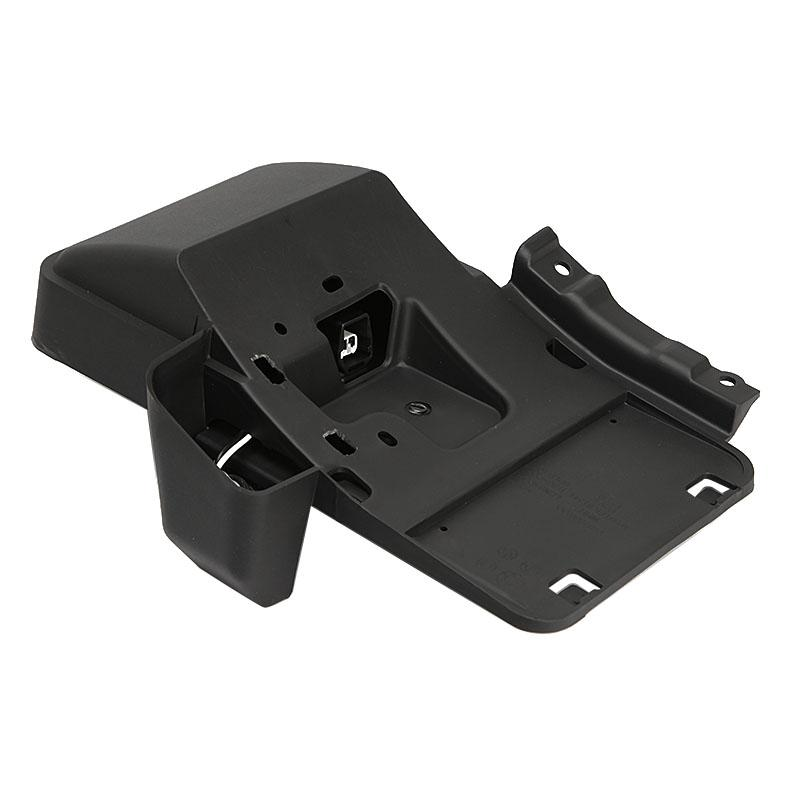 Rear License Plate Bracket With Light For 2007 2017 Jeep