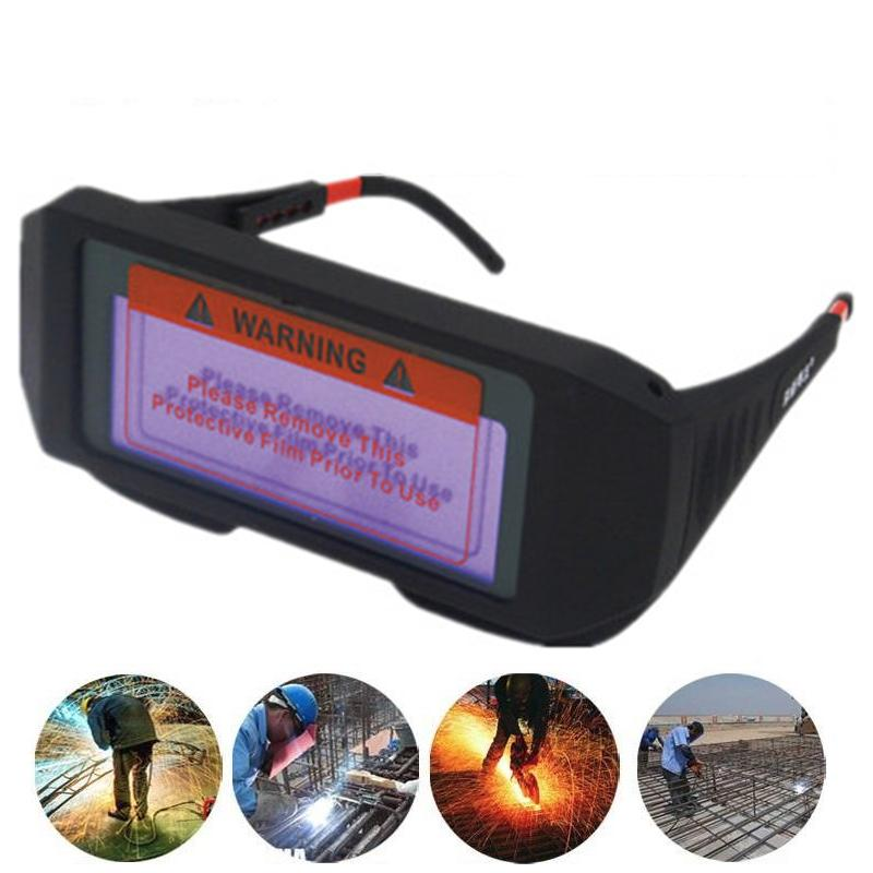 Welding Glasses Auto Darkening Welding Glasses Tig Mig Solar Welding Mask Welding Goggles Safety Welders Goggles