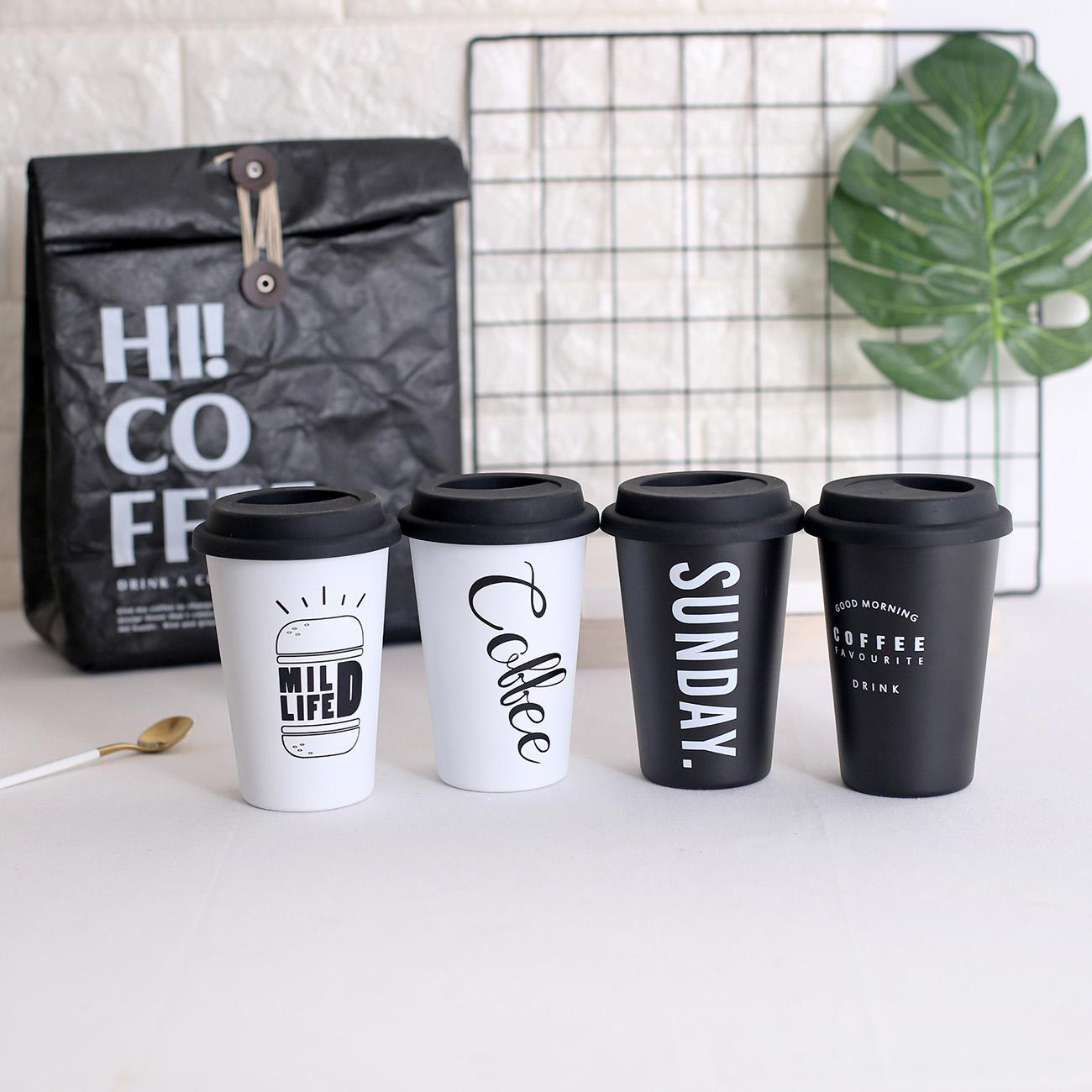 Details about Stainless Steel Original Reusable Coffee Cup Travel Mug Travel Takeaway & Lid