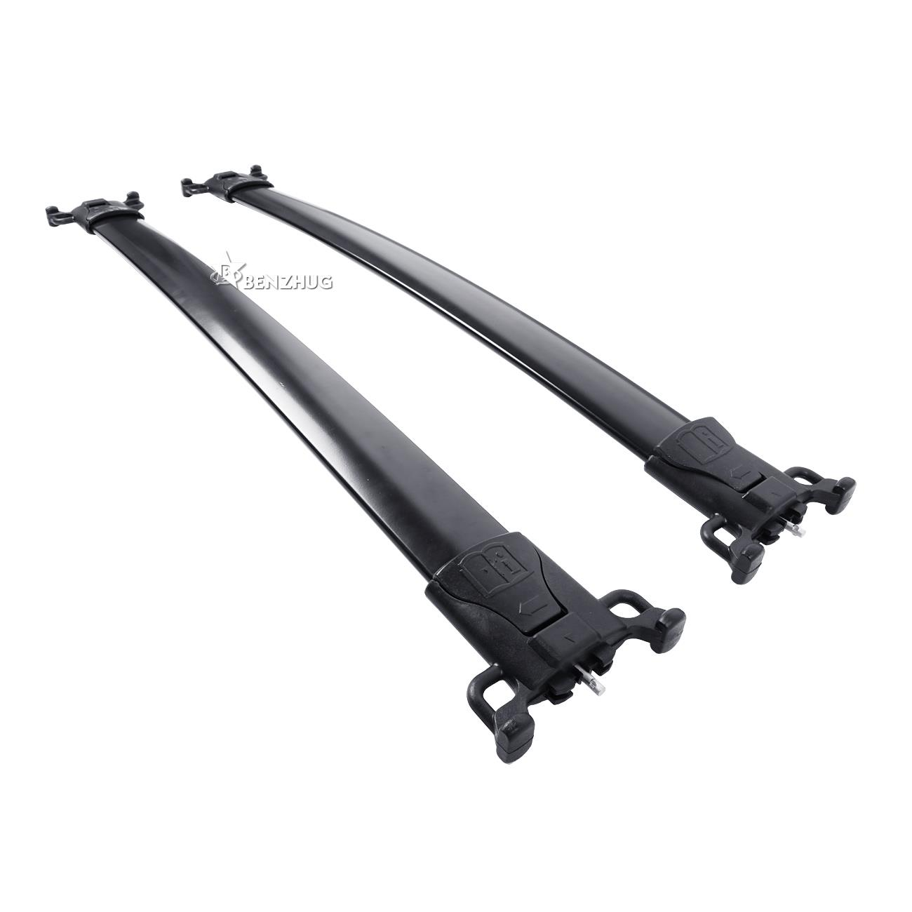 Oe Roof Rack Rail Cross Bars Cargo Carrier For 10 17 Chevy