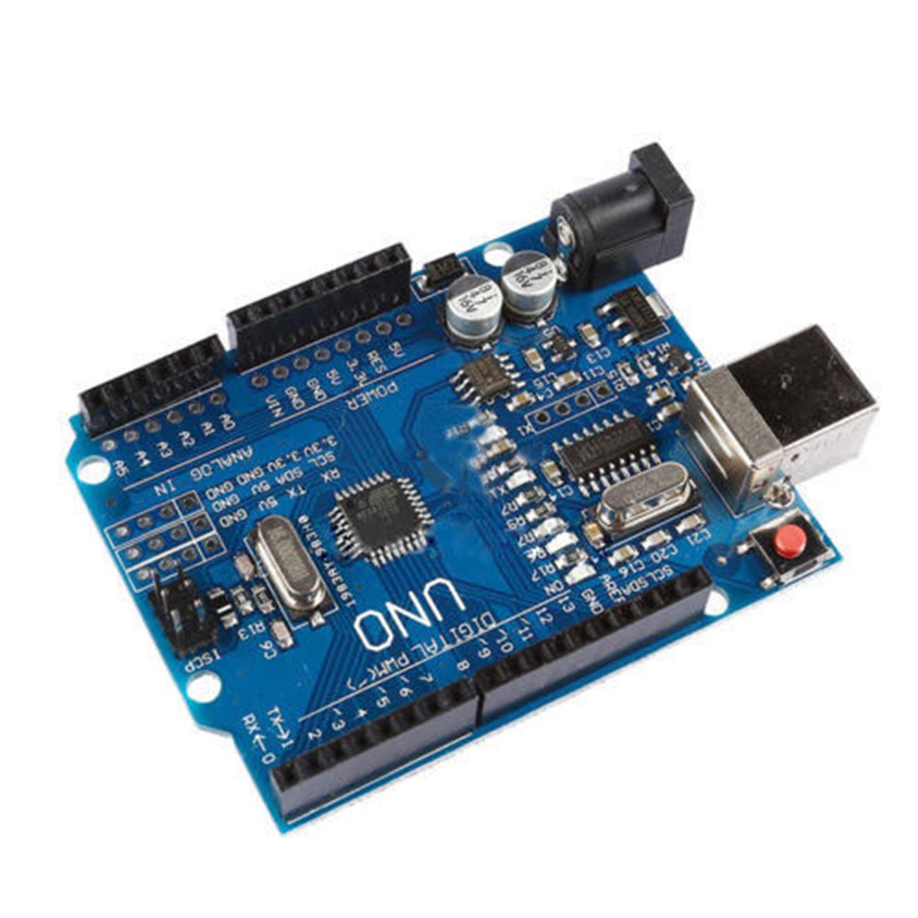 SYDNEY COMBINED Postage New Arduino Compatible UNO R3 ATMega328P+ATMega16U2