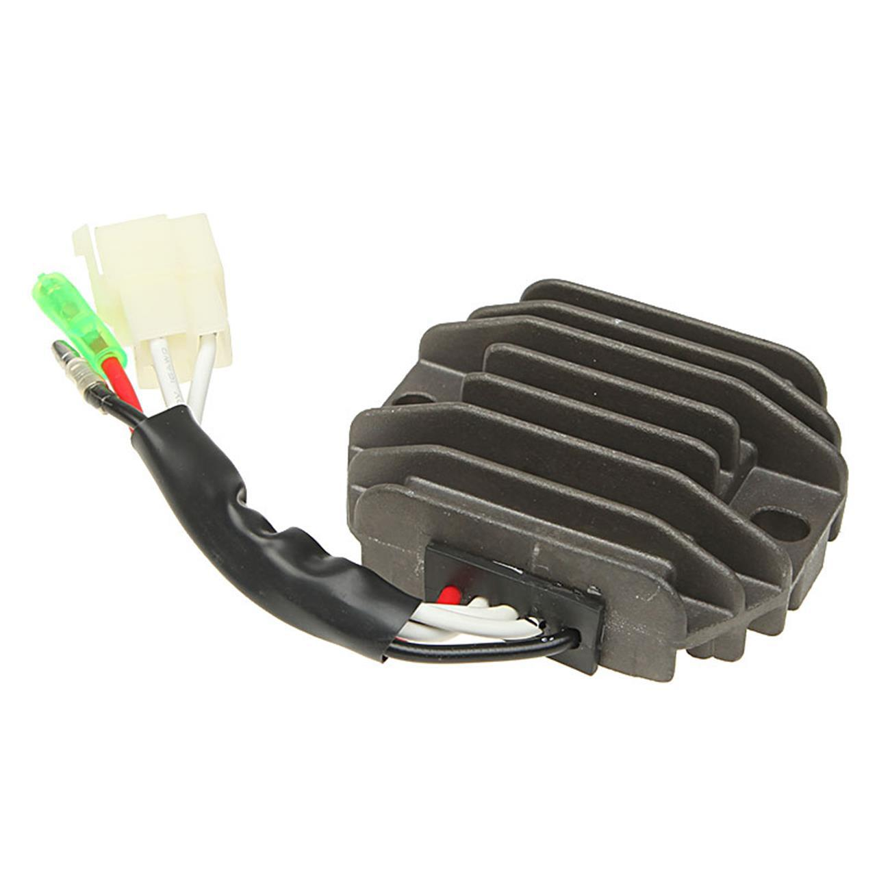 Voltage Regulator Rectifier Fits 1996-2001 Yamaha Warrior 350 YFM350X YFM-350X YFM350 1996 1997 1998 1999 2000 2001 Grizzly Bear Tracker Big Bear Bruin Raptor Wolverine Kodiak 100/% New