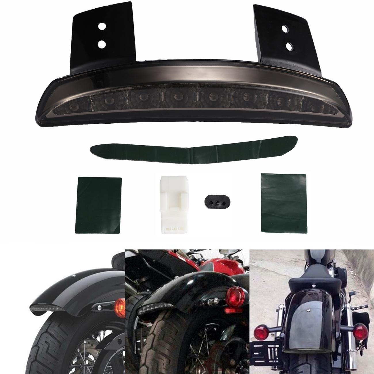 Fender Edge Led License Plate Tail Light Turn For Harley 2014 Xl1200v Wiring Diagram Product Display