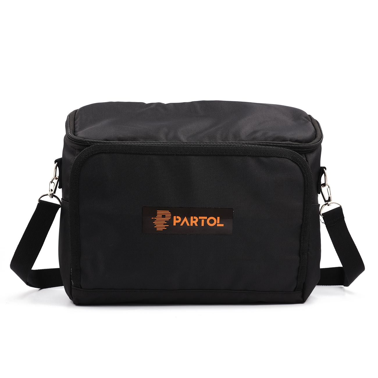 Car Seat Back Travel Warmer Cooler Storage Organizer Bag
