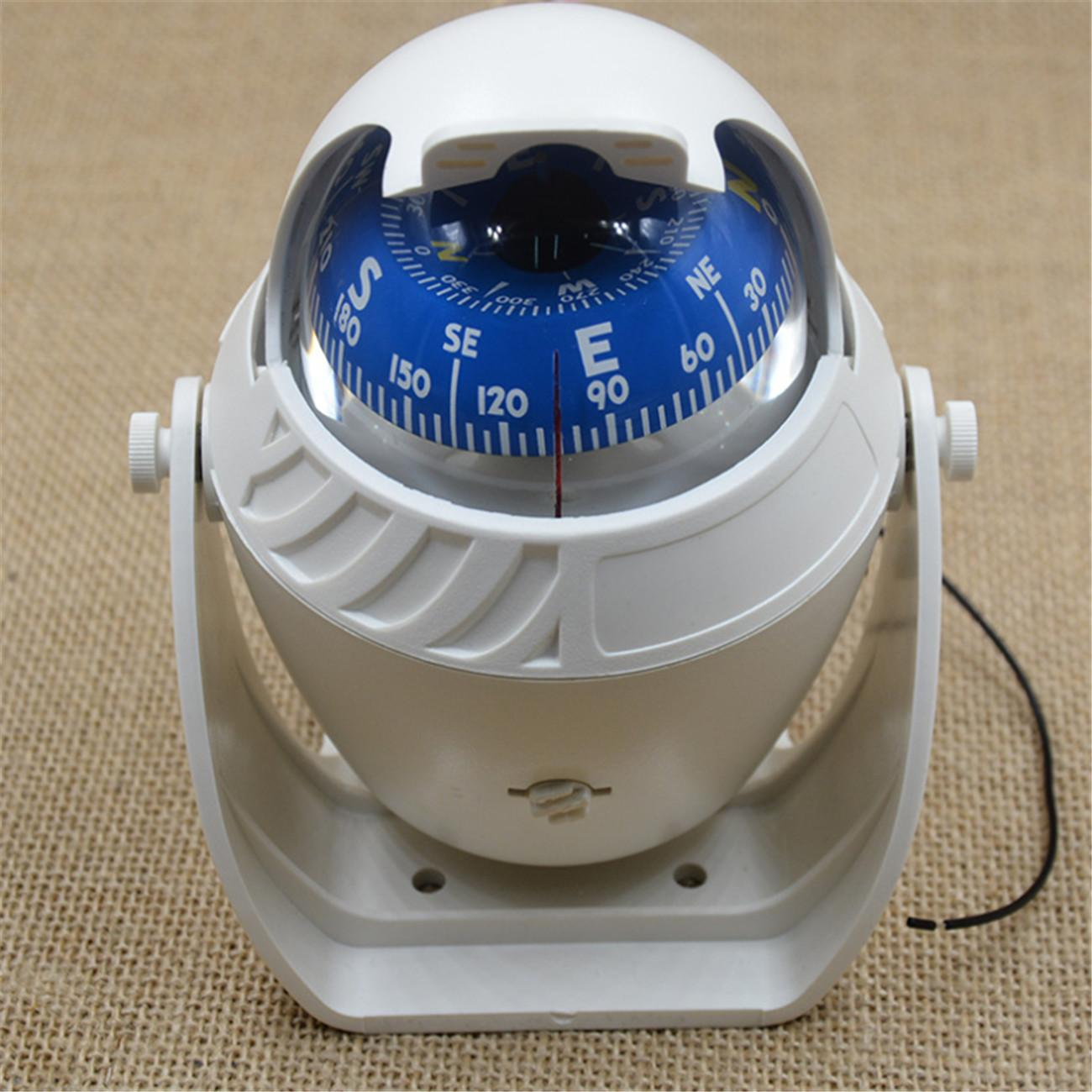 white led compass guide ball with light outdoor camping. Black Bedroom Furniture Sets. Home Design Ideas