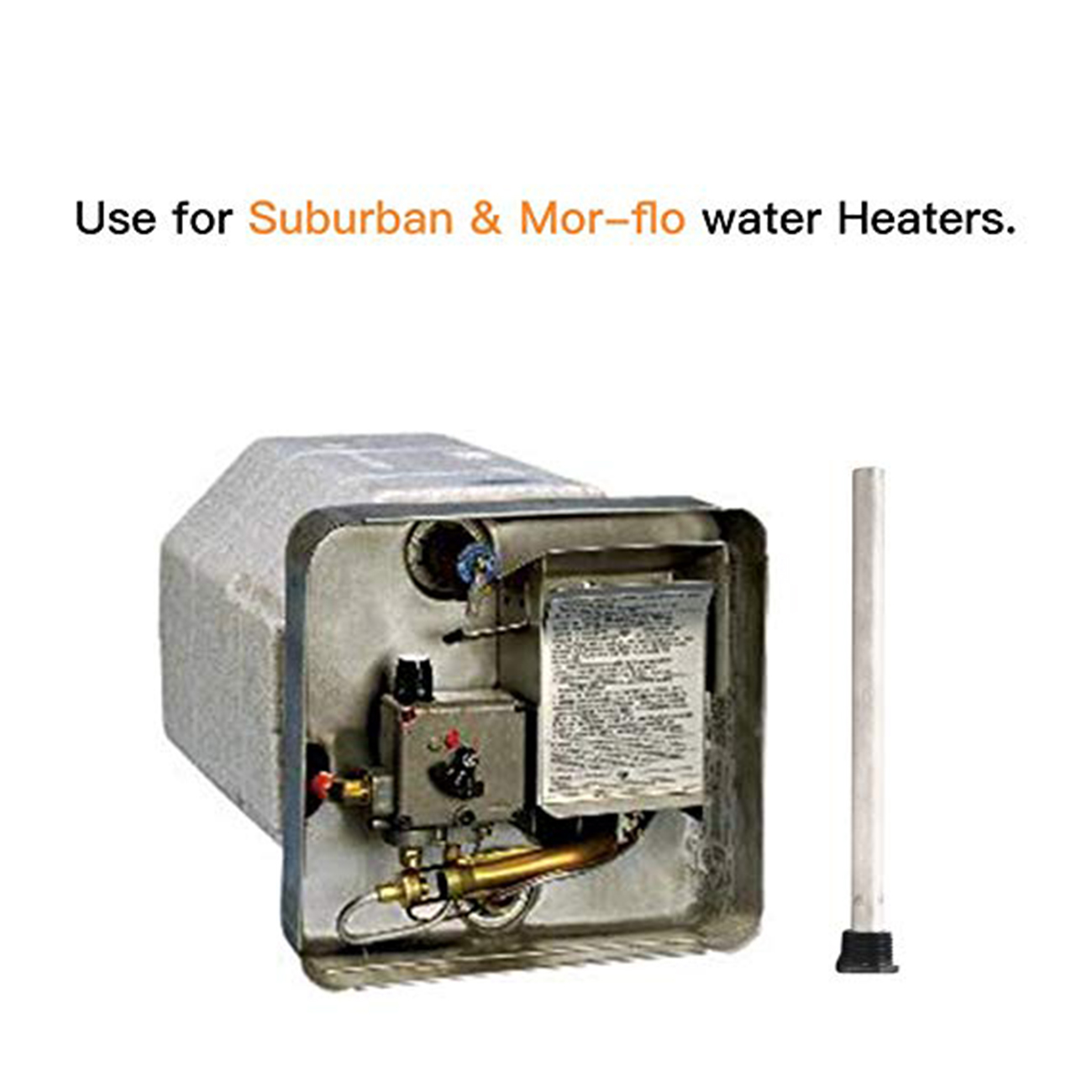 For Suburban 232767 Rv Camper 9 1 4 Quot Water Heater
