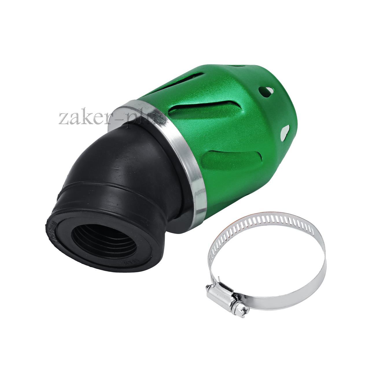 Dirt Modified Air Cleaner : Racing bullet air filter mm intake pipe cc dirt bike